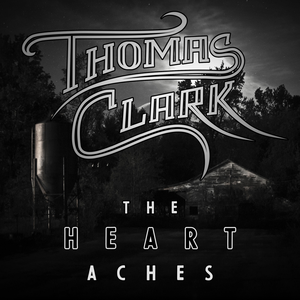 The Heart Aches EP Album Cover
